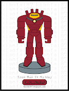 To win a movie ticket to watch Iron Man 3 with other Nuffnanger, . (iron man my way )