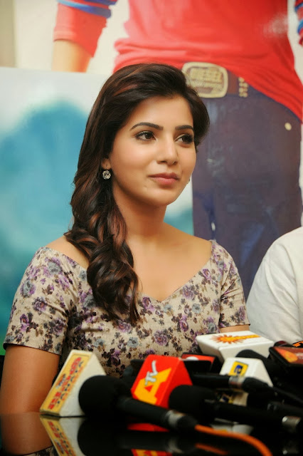 Samantha at Attarintiki Daredi