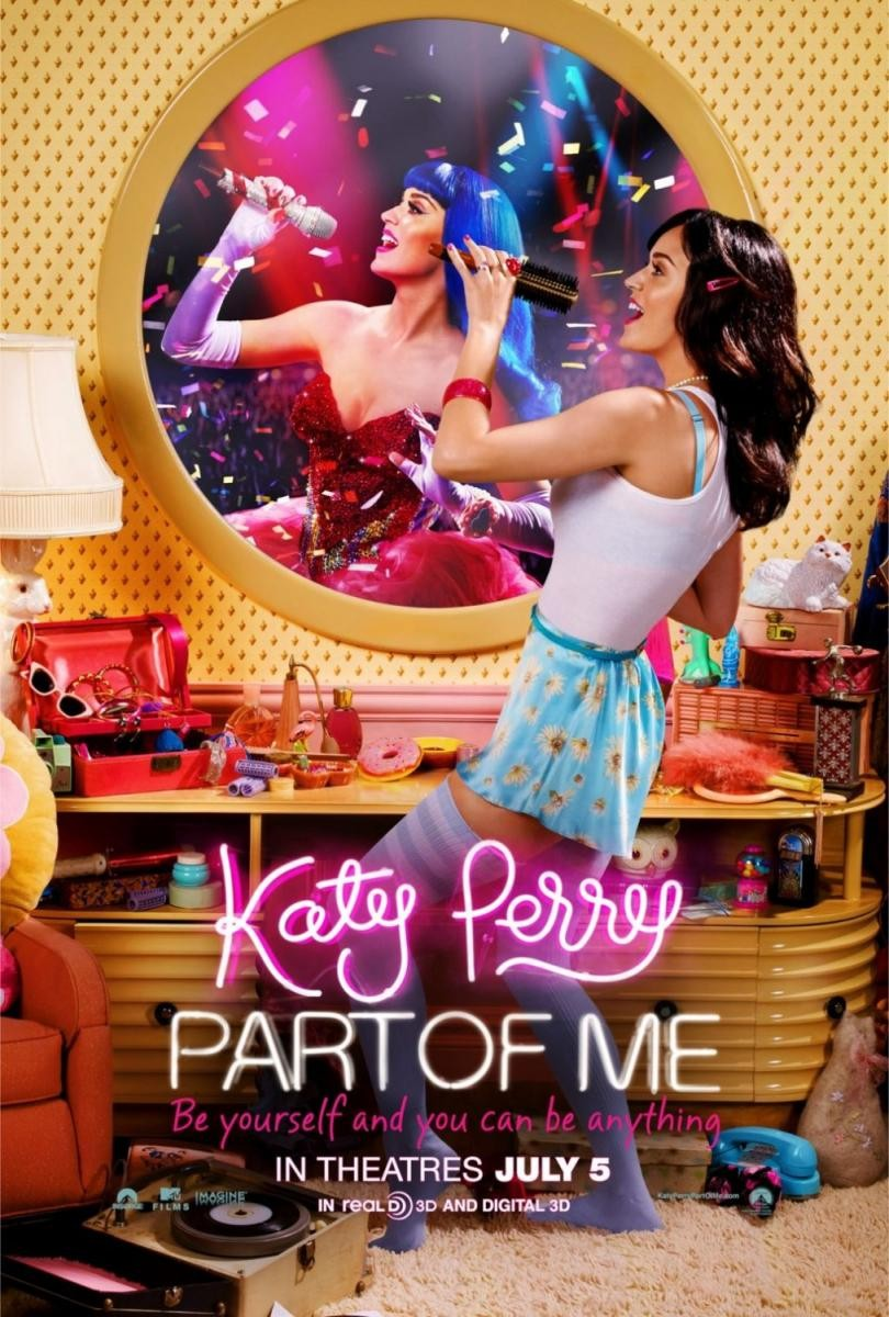 Katy Perry: Part of Me online en español gratis