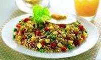 Resep Nasi Goreng Keju Sosis