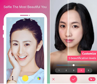3 Aplikasi Foto Selfie Android Terbaik Review Dan Download cover
