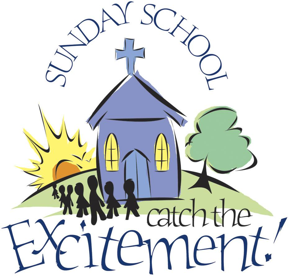 Confessions Of A Sunday School Teacher In The Begining