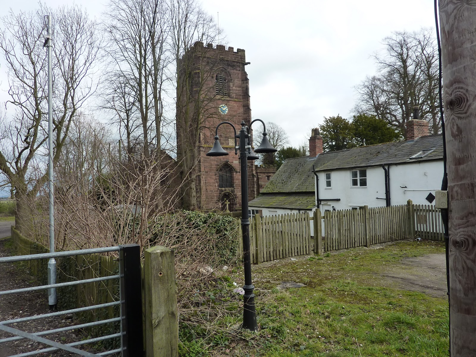 St. Chad's Church | Winsford History