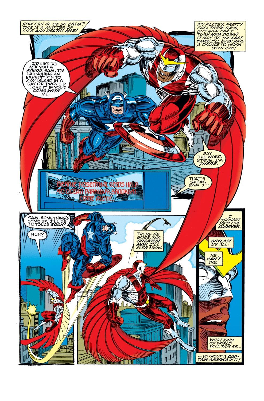 Captain America (1968) Issue #439 #389 - English 13