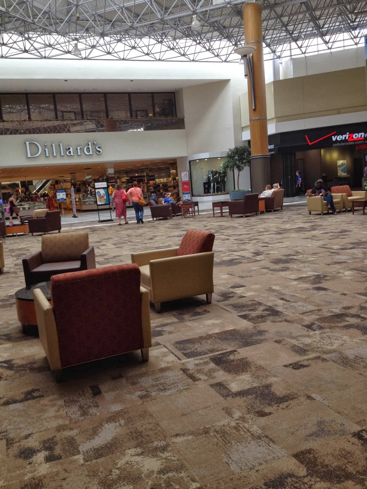 Photo Taken At Glynn Place Mall By Andrew A On 5 7 2016