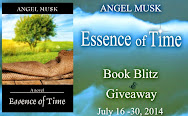 Angel Musk's Essence of Time Book Blitz