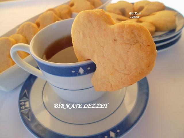 pratik krem şantili kurabiye