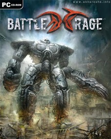 Free Download Battle Rage The Robot Wars RIP PC Game