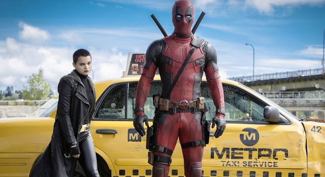Cenas inéditas no primeiro comercial de Deadpool, com Ryan Reynolds