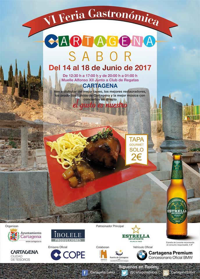 Cartagena Sabor 2017