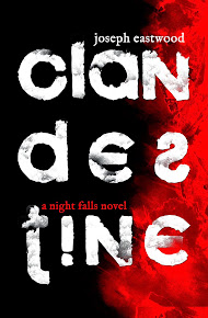 Grab Clandestine from Amazon