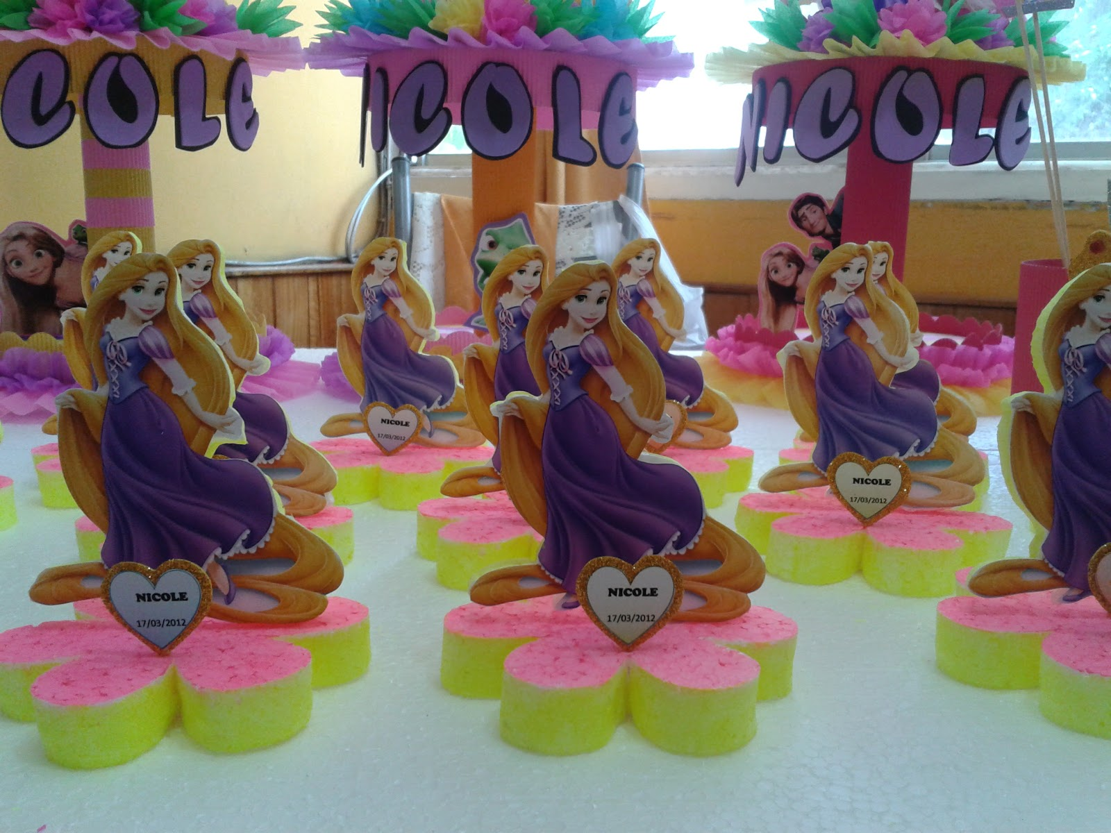 Decoracion De Rapunzel Para Fiestas Infantiles ~ Decoraci?n para fiestas infantiles de rapunzel  Imagui