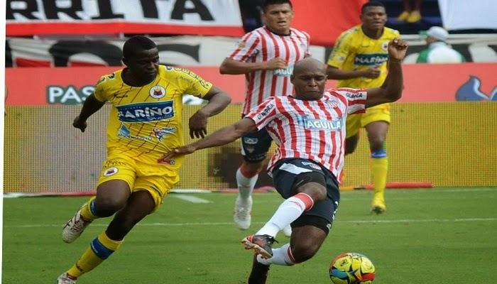 Pasto vs Atletico Junior en vivo