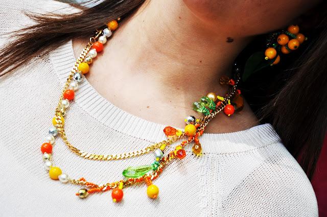 collana radà,radà, vintage, taratata, negozi genova, accessori e bijoux,