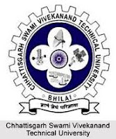 CSVTU BE CSE,IT,ET,MECH 3rd Semester Backlog Results 2013