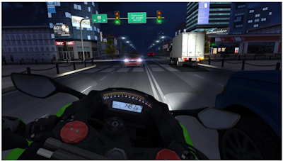 Traffic Rider for Android Apk for free download images