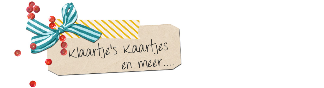 Klaartje&#39;s kaartjes en meer...