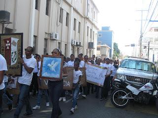 Miles de estudiantes y profesores realizaron actividades con motivo del Día Internacional de la Paz  en San Cristóbal