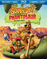 Scooby Doo Legend Of The Phantosaur (2011)