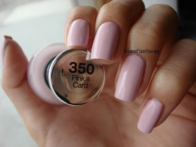 Sally Hansen - Pink a Card