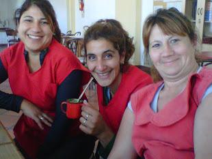Lorena, Mariana, Ana