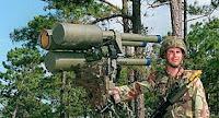 Javelin Man Portable Air Defense Systems