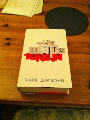The view from page 540 of volume one of Mark Lewisohn's massive Beatles boo