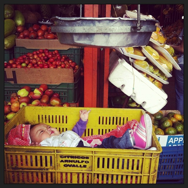 Mercado de Paloquemao - Fotografía de Lorena Ezpeleta