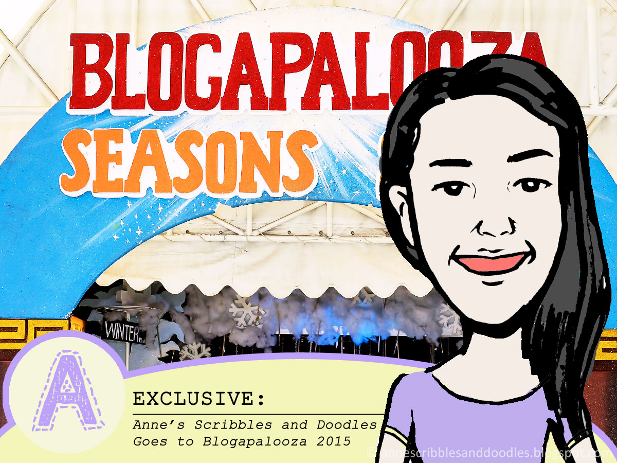 Blogapalooza | Anne's Scribbles and Doodles