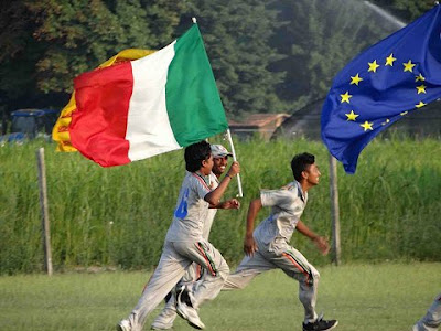 Venezia Cricket Club - Campione d'Italia Under 15 2013
