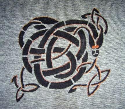 Скандинавская змея
