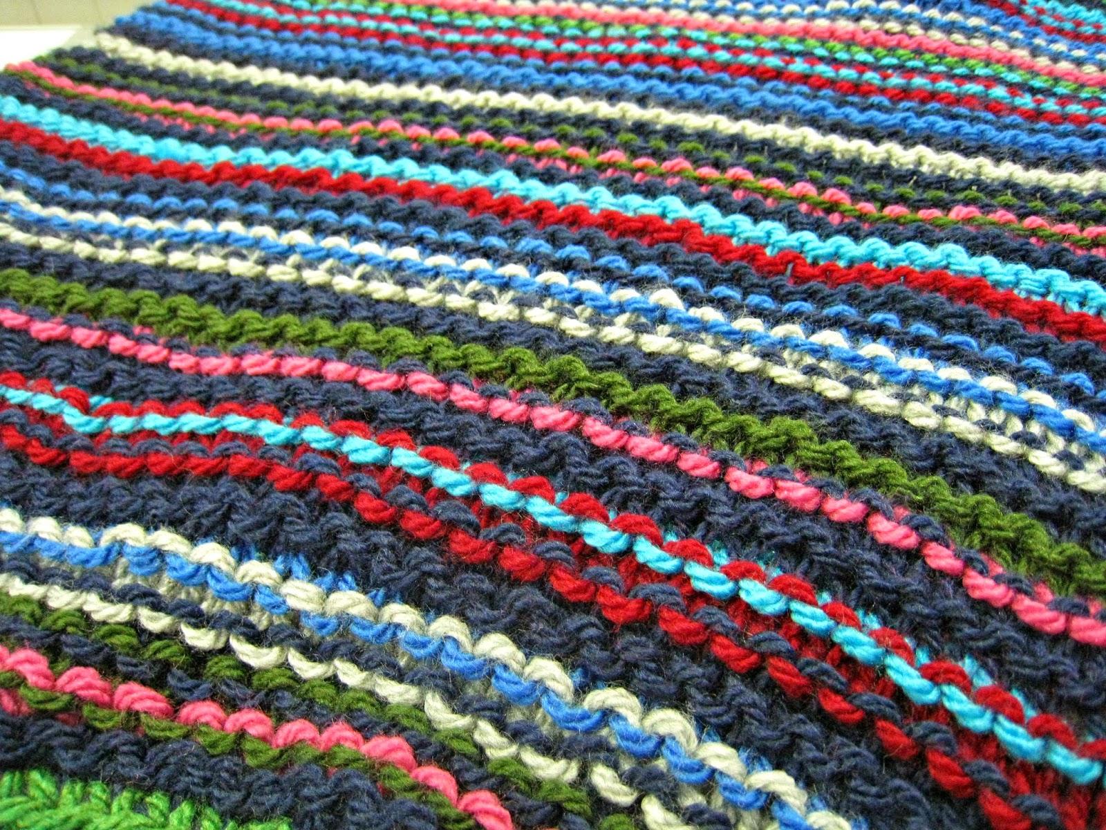 Al sol a mano mantas al sol iii for Mantas de lana hechas a mano