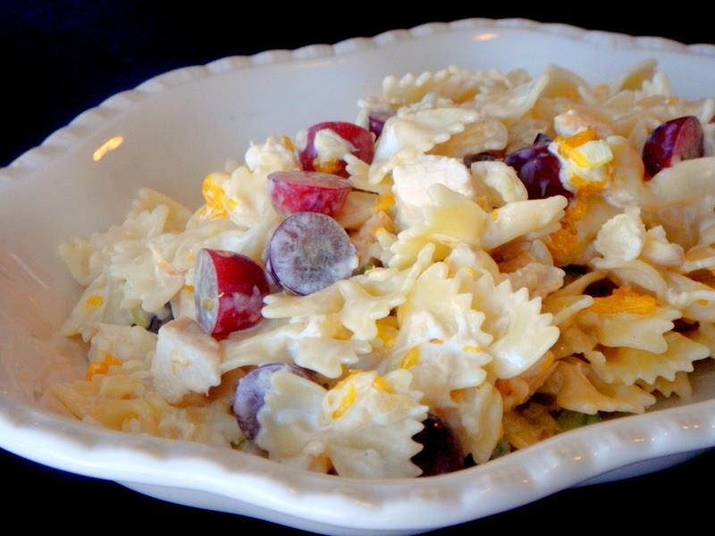 Good n' Tasty: Bowtie Chicken Salad