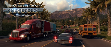 American Truck Simulator - PC Download Completo em Português
