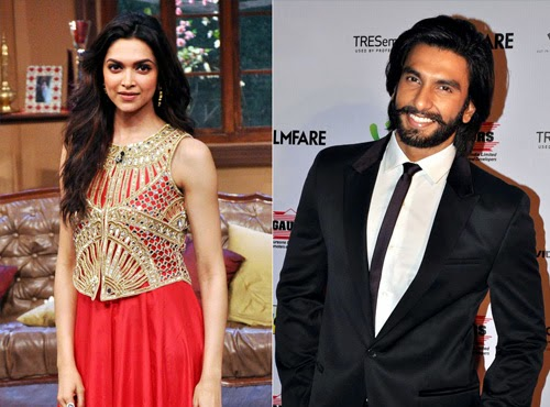 FTN :: Deepika Spends Night At Ranveer's House!