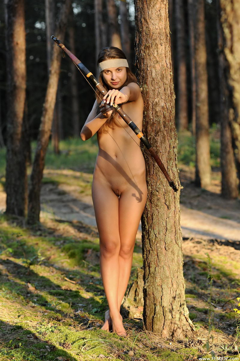Amazon warrior nude improbable