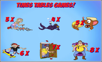 http://www.mad4maths.com/multiplication_table_math_games/