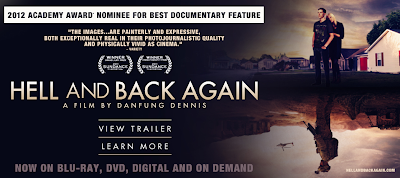Dvd Review Hell And Back Again Released Back On January 24th On Cable Vod Blu Ray And Dvd