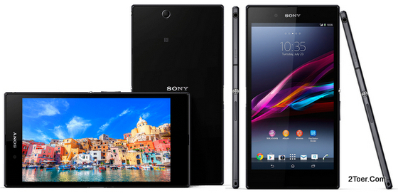 Sony Xperia Z Ultra C6802 C6806C6833 Phone Overview