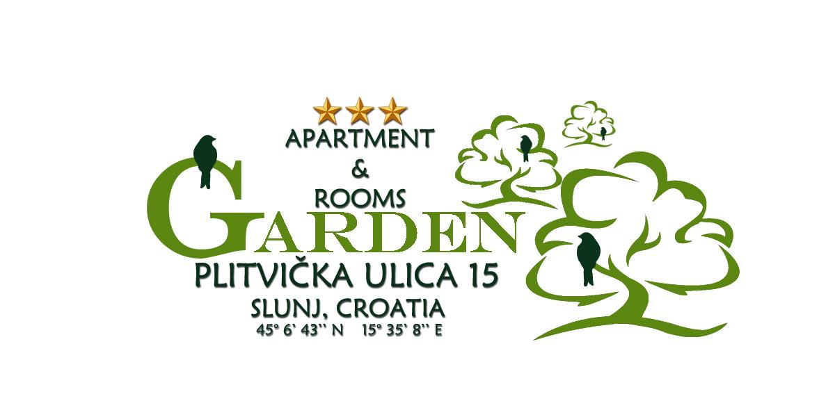 "Apartman ""Garden"" Slunj"