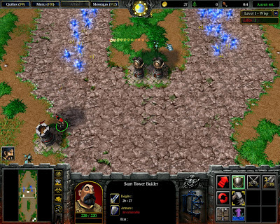 tower defense SOLO warcraft 3