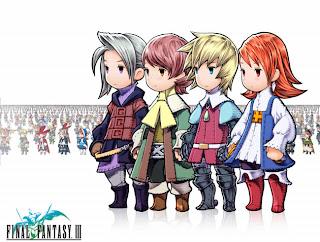 Final Fantasy III v1.0 Apk Game