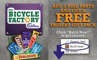 Free Trident Gift Pack
