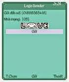 phần mềm tạo logo sender