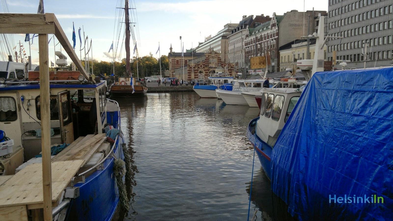 Silakkamarkinat in Helsinki