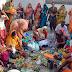 ऐसे मनाया गया जौनपुर में वो त्यौहार जिसका एक दिन पुत्रों के नाम रहा.