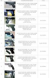 Daftar harga 2012