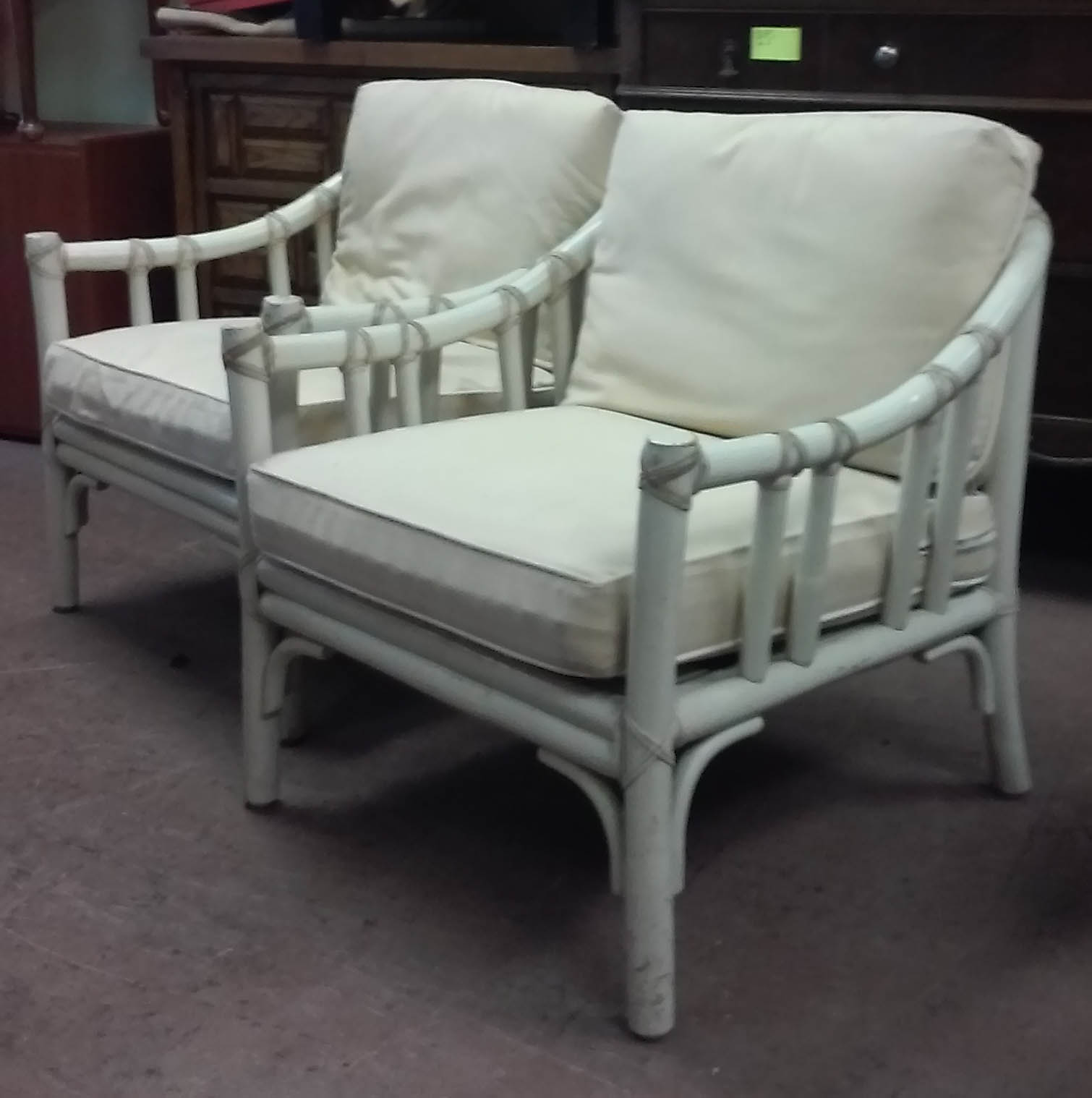 Uhuru furniture collectibles sold reduced mcguire for Reduced furniture