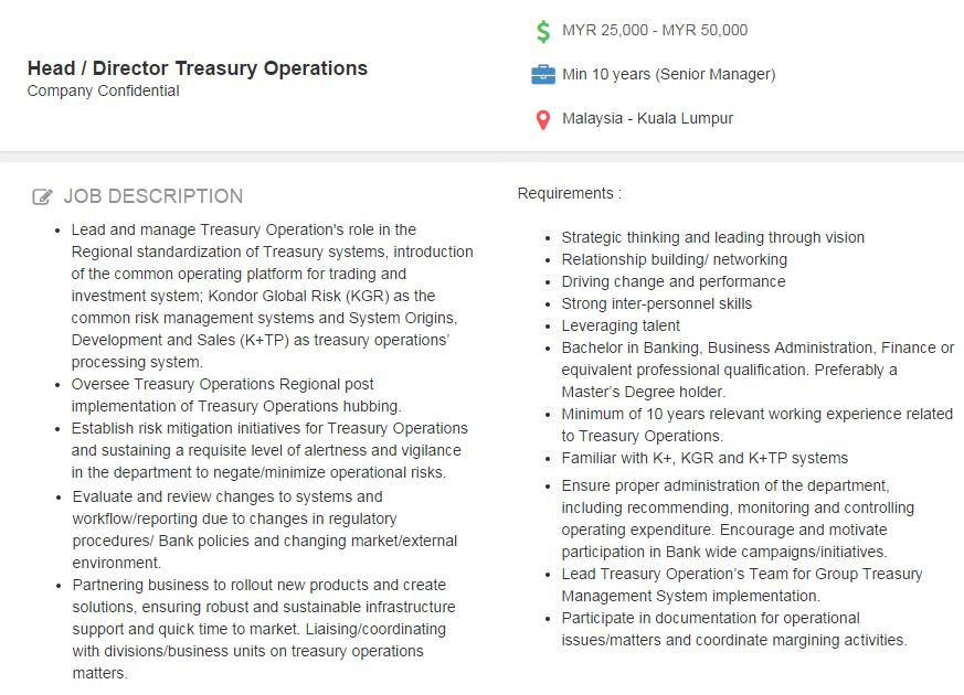 Operations Supervisor Job Description – Operations Director Job Description