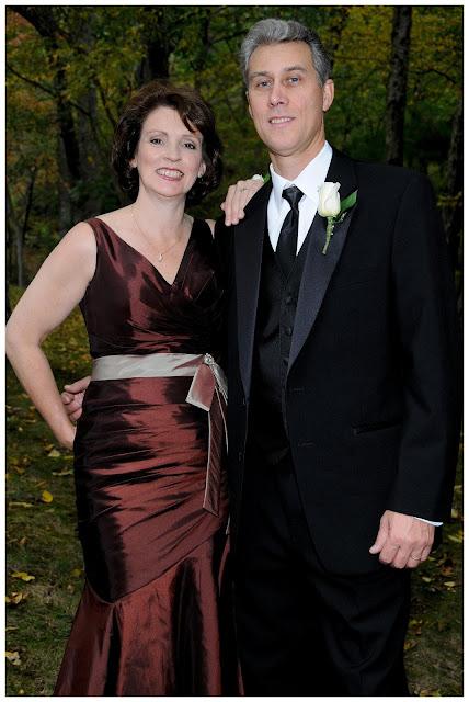 My parents 35th wedding anniversary